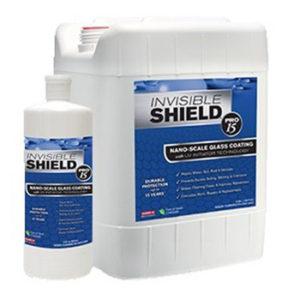 Invisible Shield<sup>®</sup> PRO 15 (RTU)<br>Powłoka zabezpieczająca<br>IMPREGNAT DO SZKŁA