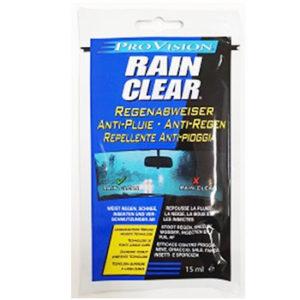 RAIN CLEAR<br>IMPREGNAT DO SZYB SAMOCHODOWYCH